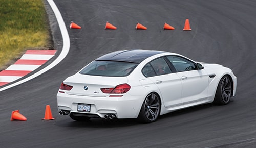 BMW Performance Driving Program Program