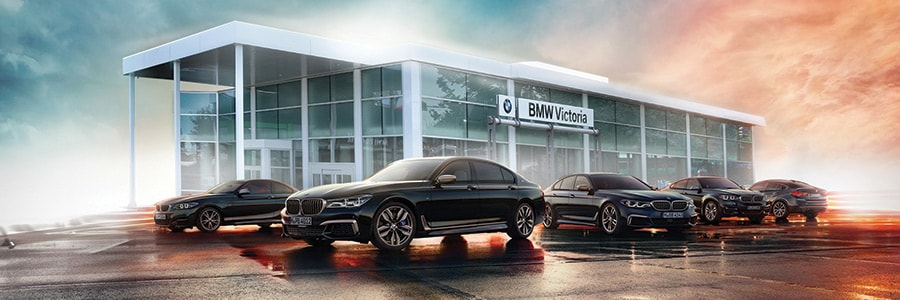 BMW Victoria Events Calendar