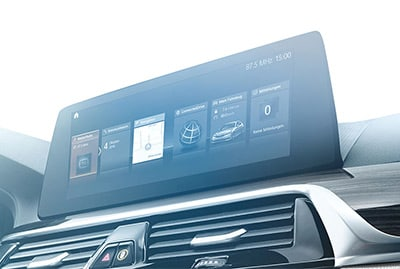 BMW 5 Series Technology
