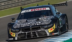The New BMW M4 DTM